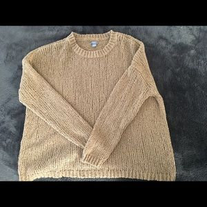 Aerie Size M oversized sweater